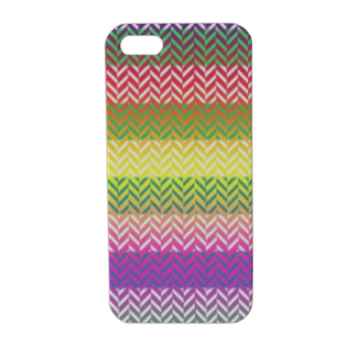 Abstract Cover iPhone5 stampa 3D