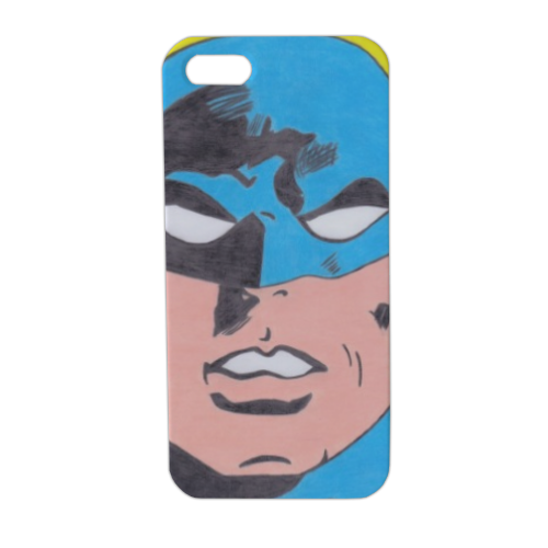 BATMAN 2014 Cover iPhone5 stampa 3D