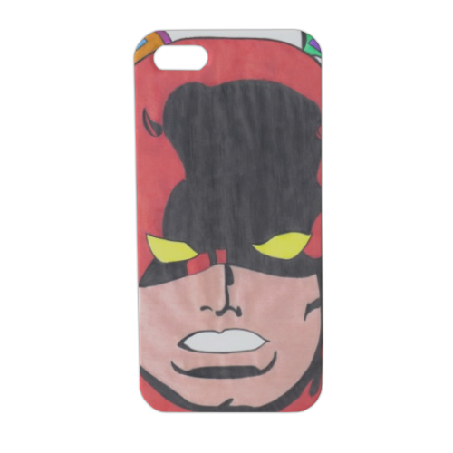 DEVIL 2013 Cover iPhone5 stampa 3D