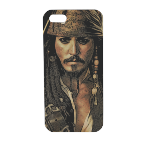 Pirati Cover iPhone5 stampa 3D