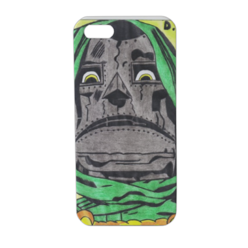DOTTOR DESTINO Cover iPhone5 stampa 3D
