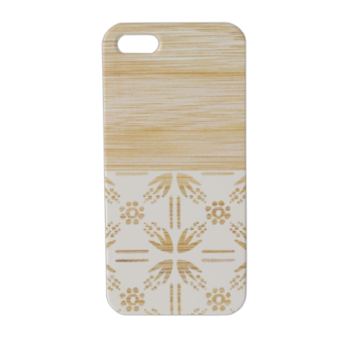 Bamboo and Japan Cover iPhone5 stampa 3D