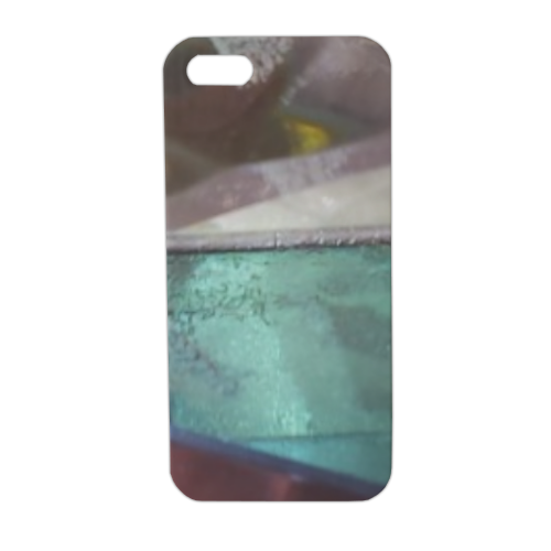 cristallo Cover iPhone5 stampa 3D