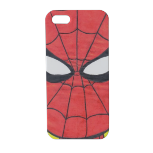 UOMO RAGNO Cover iPhone5 stampa 3D