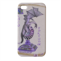 AMETHYSTUS FORTUNAE Cover iPhone4 4s stampa 3D