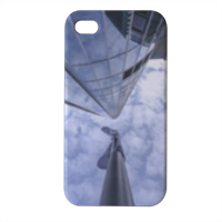 Grattacieli Cover iPhone4 4s stampa 3D