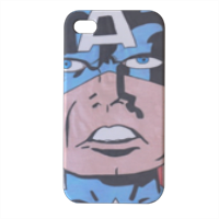CAPITAN AMERICA 2014 Cover iPhone4 4s stampa 3D