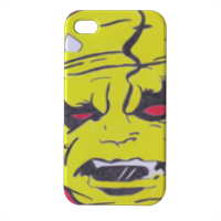 DEMON 2015 Cover iPhone4 4s stampa 3D