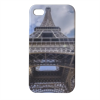 Parigi Torre Eiffel Cover iPhone4 4s stampa 3D