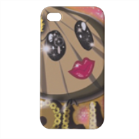 Cipollina Cover iPhone4 4s stampa 3D