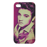 The king of the king Cover iPhone4 4s stampa 3D