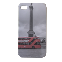 London Trafalgar Square Cover iPhone4 4s stampa 3D