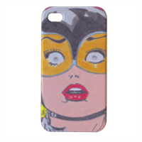 CATWOMAN 2016 Cover iPhone4 4s stampa 3D