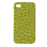 Texture with stripe Cover iPhone4 4s stampa 3D