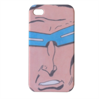 CAPITAN GELO Cover iPhone4 4s stampa 3D