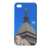 Mole Antonelliana Cover iPhone4 4s stampa 3D