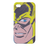 PROFESSOR ZOOM Cover iPhone4 4s stampa 3D