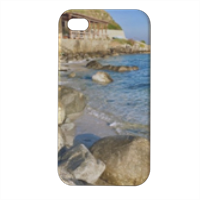 Calabria Cover iPhone4 4s stampa 3D