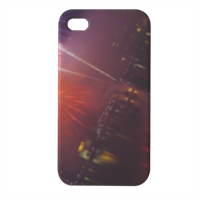 Happy New Year ! Cover iPhone4 4s stampa 3D