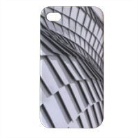 Curvature Cover iPhone4 4s stampa 3D