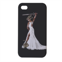 La Sposa warpohj Cover iPhone4 4s stampa 3D