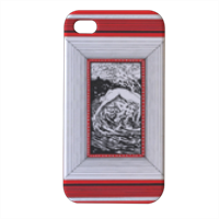 Ondina Cover iPhone4 4s stampa 3D