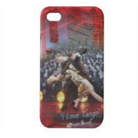 I Love Tango Cover iPhone4 4s stampa 3D