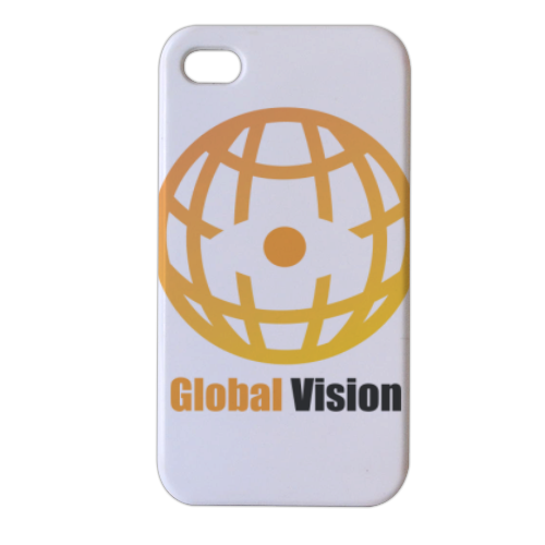 Global vision Cover iPhone4 4s stampa 3D