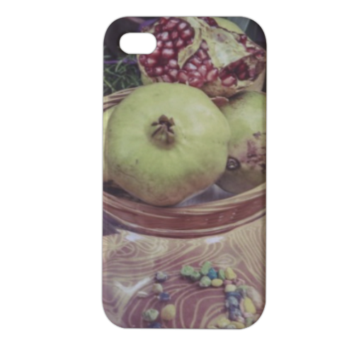 Natura morta Cover iPhone4 4s stampa 3D