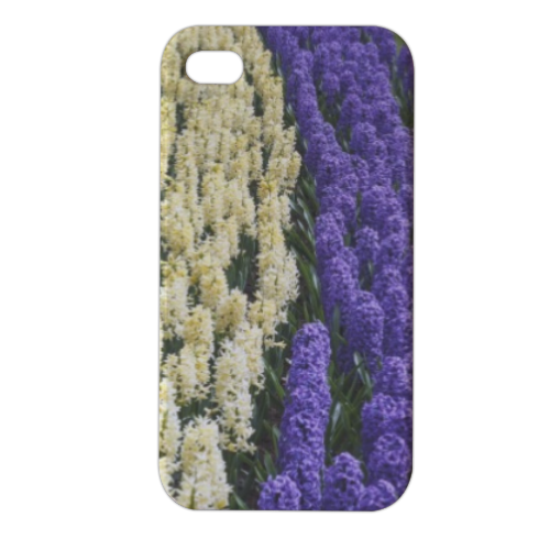 Fiori Cover iPhone4 4s stampa 3D