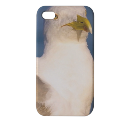 Gabbiano Cover iPhone4 4s stampa 3D