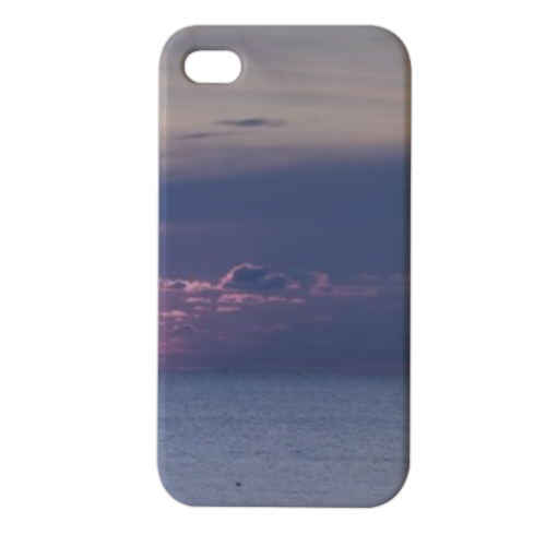 Tramonto Cover iPhone4 4s stampa 3D