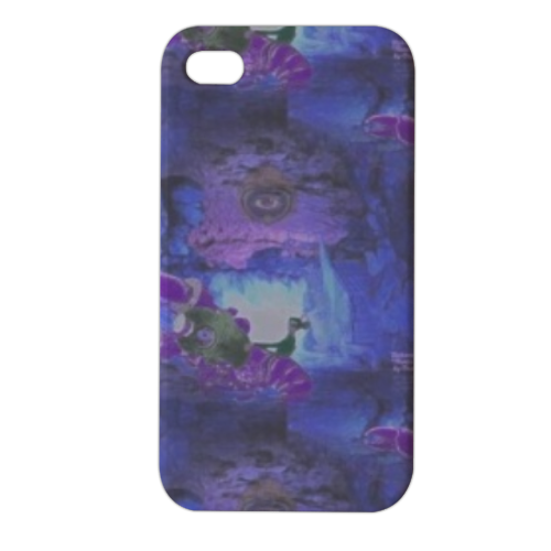 Uchronia Cover Cover iPhone4 4s stampa 3D