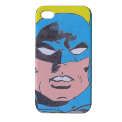 BATMAN 2014 Cover iPhone4 4s stampa 3D