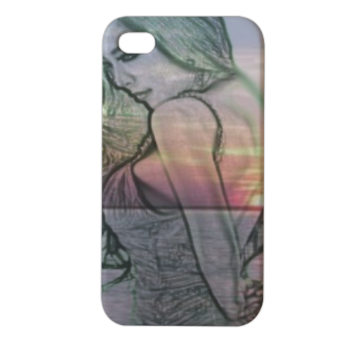 anima la  parte interiore Cover iPhone4 4s stampa 3D