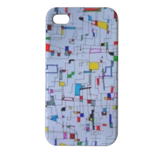 SAVOLDELLI ARTE e DESIGN Cover iPhone4 4s stampa 3D