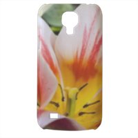 Fiori 1 Cover Samsung Galaxy s4 mini stampa3D
