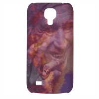 Guitar man Cover Samsung Galaxy s4 mini stampa3D