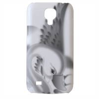 Cigno Cover Samsung Galaxy s4 mini stampa3D