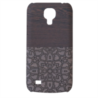 Wenge and Gothic Cover Samsung Galaxy s4 mini stampa3D
