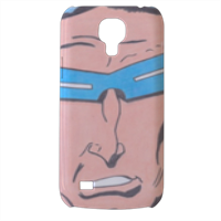 CAPITAN GELO Cover Samsung Galaxy s4 mini stampa3D