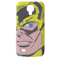 PROFESSOR ZOOM Cover Samsung Galaxy s4 mini stampa3D