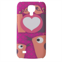 Mamma I Love You - Cover Samsung Galaxy s4 mini stampa3D
