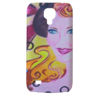 Kate Grunge Cover Samsung Galaxy s4 mini stampa3D