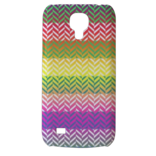 Abstract Cover Samsung Galaxy s4 mini stampa3D