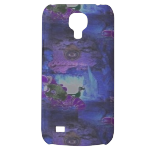 Uchronia Cover Cover Samsung Galaxy s4 mini stampa3D