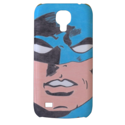 BATMAN 2014 Cover Samsung Galaxy s4 mini stampa3D