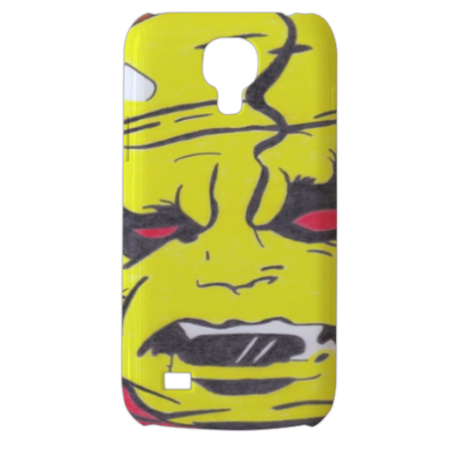 DEMON 2015 Cover Samsung Galaxy s4 mini stampa3D