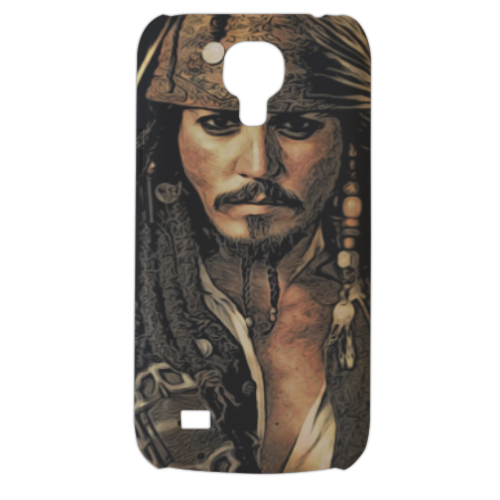 Pirati Cover Samsung Galaxy s4 mini stampa3D
