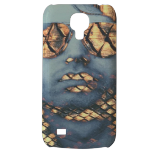 Not to touch the earth Cover Samsung Galaxy s4 mini stampa3D